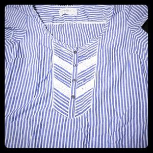 Abercrombie and Fitch Button Up Dress